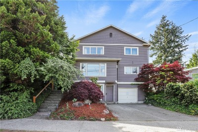 Seattle Multi Family Home For Sale: 9207 15th Ave NE