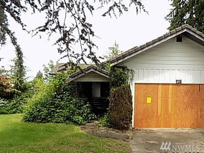 Puyallup Single Family Home For Sale: 709 15th Ave SE