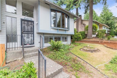 Mountlake Terrace Single Family Home For Sale: 4402 231st Place SW