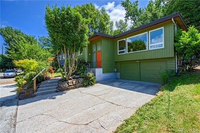 Seattle Single Family Home For Sale: 2039 NE 97th St