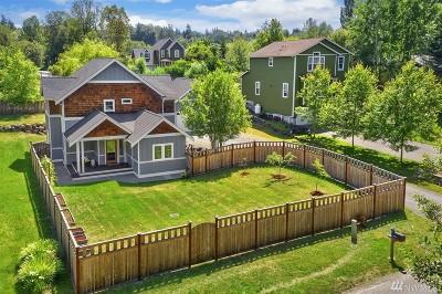 Bainbridge Island Single Family Home For Sale: 2486 Fort Ward Hill Rd NE