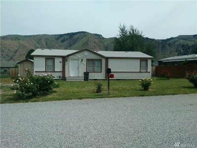 Entiat Single Family Home For Sale: 14903 Red Delicious St