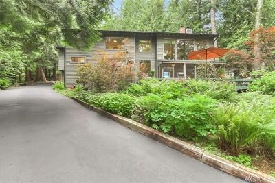 Renton Single Family Home For Sale: 18109 W Spring Lake Dr SE