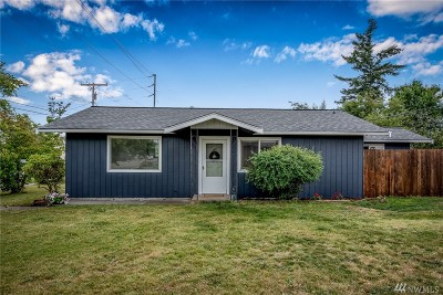 Whatcom County Single Family Home For Sale: 213 E Grover St