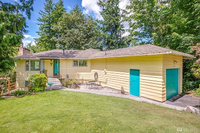 Mountlake Terrace Single Family Home For Sale: 6708 227th St SW