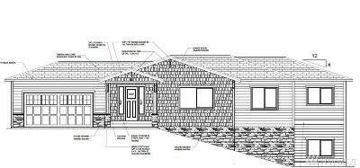 Gig Harbor Single Family Home For Sale: 3925 Scott Lane