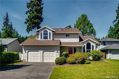 Lynnwood Single Family Home For Sale: 4423 143rd Place SW