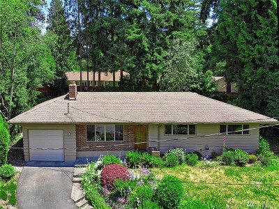 Lynnwood Single Family Home For Sale: 7203 198th St SW