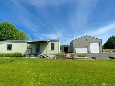 Soap Lake WA Single Family Home For Sale: $188,500