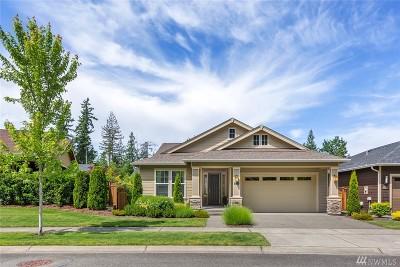 Pierce County Single Family Home For Sale: 14516 192nd Av Ct E