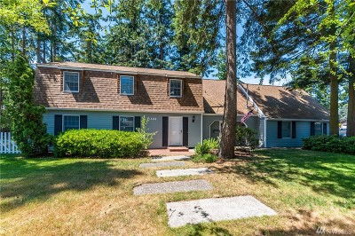 Single Family Home For Sale: 1434 SW Robertson Dr
