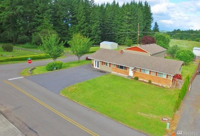 Napavine Single Family Home For Sale: 814 4th Ave NE