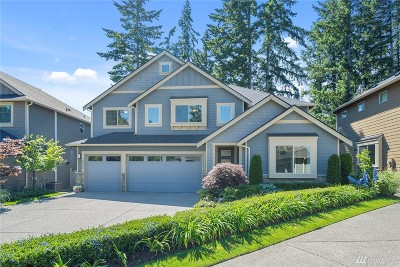 Bothell Single Family Home For Sale: 2324 242nd Place SW