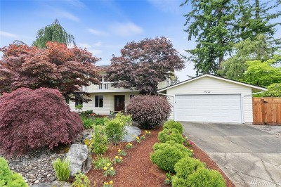 Renton Single Family Home For Sale: 14200 SE 165th Place