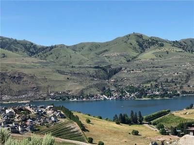 Chelan, Chelan Falls, Entiat, Manson, Brewster, Bridgeport, Orondo Residential Lots & Land For Sale: 105 Crest Dr