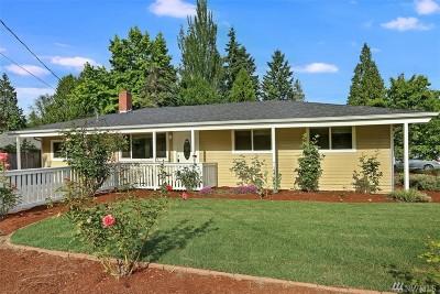 Kirkland Single Family Home For Sale: 14348 104th Ave NE