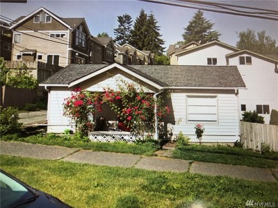Seattle Multi Family Home For Sale: 3115 N Queen Anne Ave N
