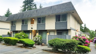 Lynnwood Condo/Townhouse For Sale: 6115 204th St SW #H-3