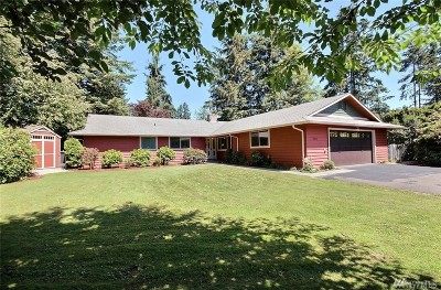 Kent Single Family Home For Sale: 12850 SE 234th St