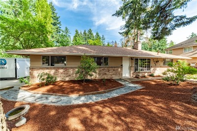 Redmond Single Family Home For Sale: 7800 134th Ave NE