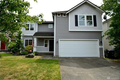Spanaway Single Family Home For Sale: 120 178th St Ct E