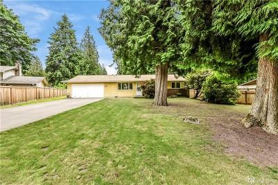 Redmond Single Family Home For Sale: 21041 NE 92nd St