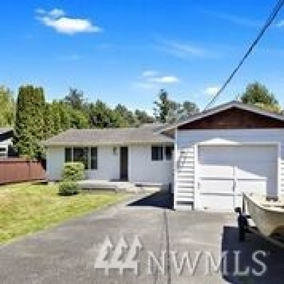Bellingham WA Single Family Home For Sale: $345,900