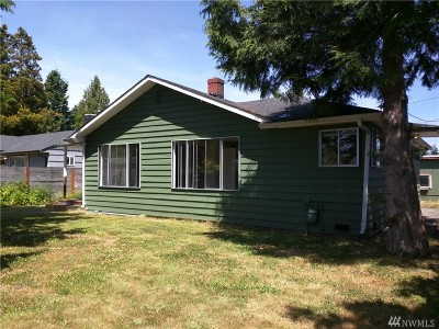 Tacoma Single Family Home For Sale: 5013 N 30th