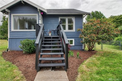 Montesano Single Family Home For Sale: 224 N 3rd St