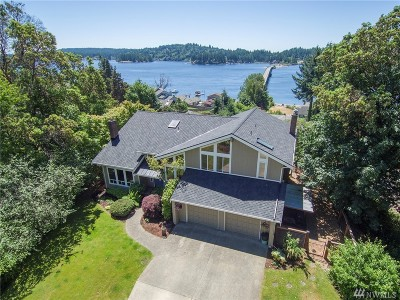 Pierce County Single Family Home For Sale: 8107 Warren Dr NW