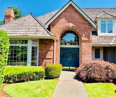 Sammamish Single Family Home For Sale: 4646 234 Ave SE