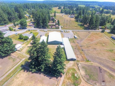 Olympia Farm For Sale: 7031 Meridian Rd SE