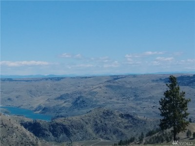 Chelan, Chelan Falls, Entiat, Manson, Brewster, Bridgeport, Orondo Residential Lots & Land For Sale: 1057 Blazing Star Lane