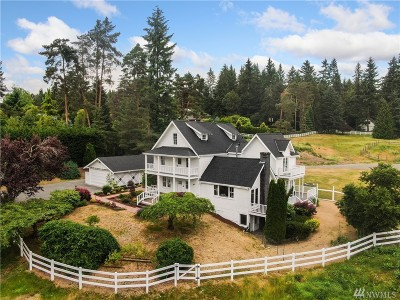 Woodinville Single Family Home For Sale: 14016 162nd Ave NE