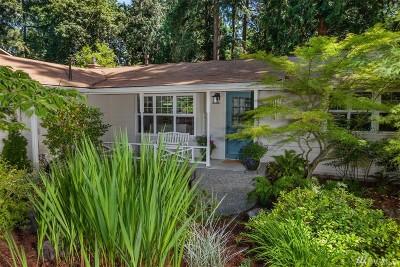 Bellevue Single Family Home For Sale: 16275 SE 31st St