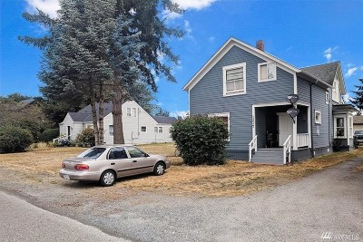 Marysville Single Family Home For Sale: 1217 6th St