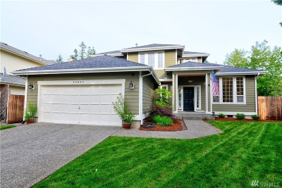 Maple Valley Single Family Home For Sale: 23843 SE 246th St