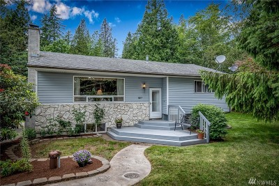 Ferndale Single Family Home For Sale: 3017 Douglas Rd