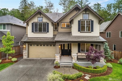 Sammamish Single Family Home For Sale: 26672 SE 9th Wy