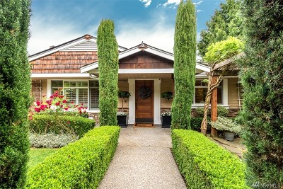Kirkland Single Family Home For Sale: 1020 2nd St