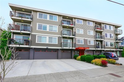 Condo/Townhouse For Sale: 2230 NW 59th St #306