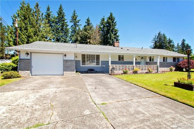 Olympia Single Family Home For Sale: 7310 14th Ave NE