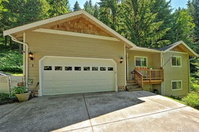 Bellingham WA Single Family Home For Sale: $399,000