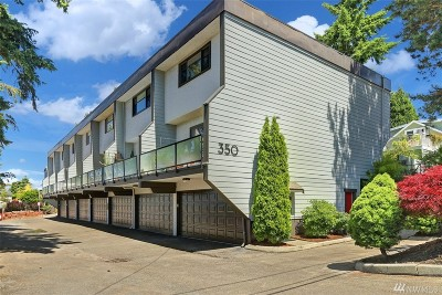 Kirkland Condo/Townhouse For Sale: 350 4th Ave S #2