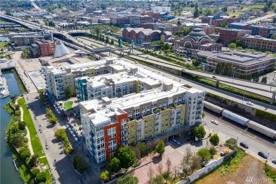 Tacoma WA Condo/Townhouse For Sale: $349,950