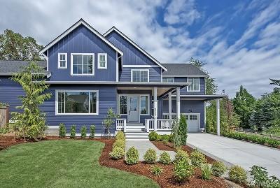Bainbridge Island Single Family Home For Sale: 8664 NE Reserve Wy