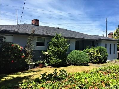 Shoreline Single Family Home For Sale: 15739 Midvale Ave N