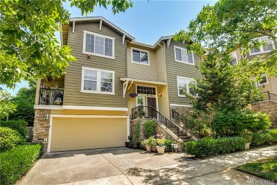 Issaquah Condo/Townhouse For Sale: 1904 16th Lane NE