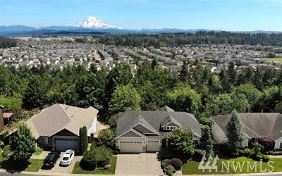 Pierce County Single Family Home For Sale: 18113 92nd Ave E