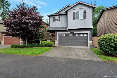 Bothell Single Family Home For Sale: 18012 31st Ave SE